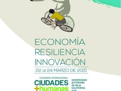 """Bienvenidos al Congreso Internacional """"Ciudades + Humanas"""""""