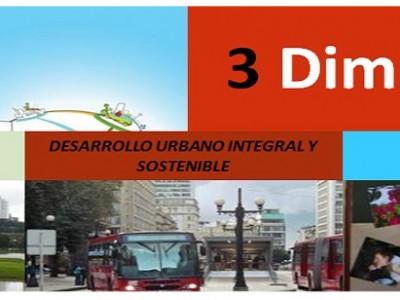 La Plataforma está organizada en 3 Grandes Dimensiones, que buscan impactar positivamente en la Calidad de Vida de los habitantes de la ciudad.
