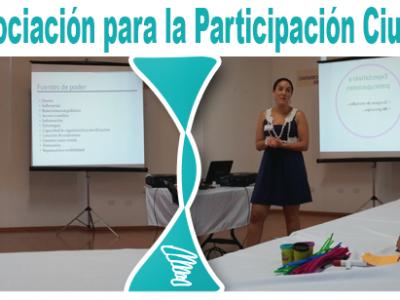 Taller de Negociación para la Participación Ciudadana Efectiva