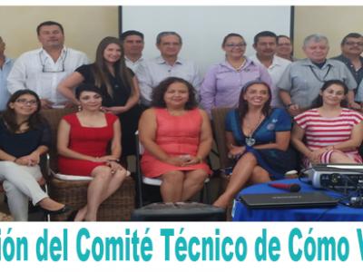 Instalación del Comité Técnico de Cómo Vamos La Paz