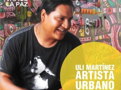 Uli Martinez y sus animales mágicos.