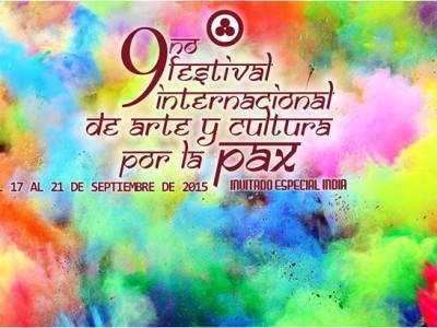 Arte y cultura por la Pax