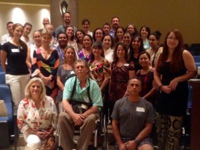 San Diego Food Systems Alliance, Healy Vigderson & Mariah Gayler  Conferencia  ASA-BCS