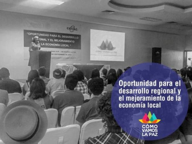 """""""Turismo alternativo: una opción para el desarrollo regional""""."""