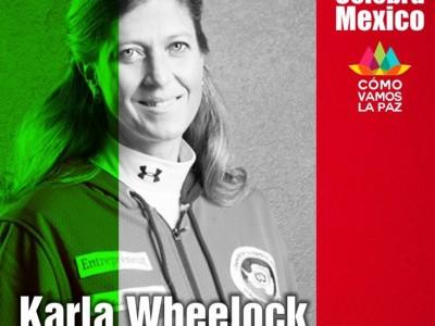 Karla Wheelock la mexicana que logró conquistar el Everest.