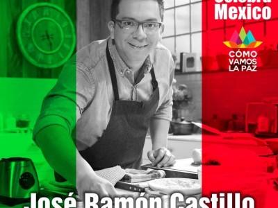 José Ramón Castillo el Maestro Chocolatero.