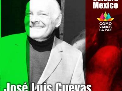 José Luis Cuevas, Muralismo mexicano.