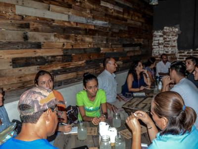 Participación ciudadana en el rescate de espacios públicos del Municipio de La Paz