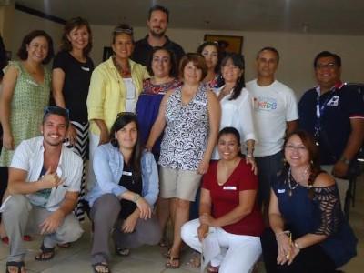 Avance significativo de  ciudadanos con la Alianza de Salud Alimentaria-ICF  para BCS.