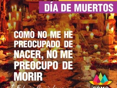 Día de Muertos en Baja California Sur.