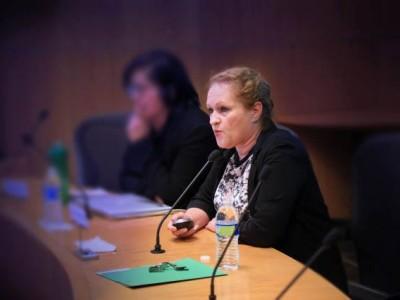 Catedrática de la UABCS la Dra. Antonina Ivanova presente en la COP21-ONU