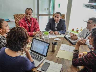 INEGI y Cómo Vamos La Paz trabajarán en indicadores
