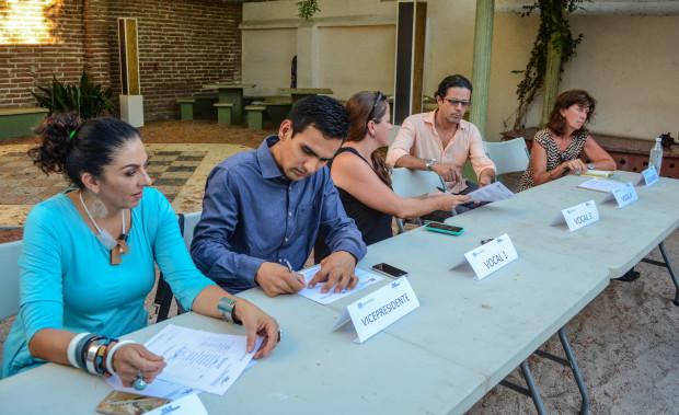 CONFORMAN COMITÉ DE VECINO VIGILANTE EN COLONIA CENTRO, LA PAZ BCS