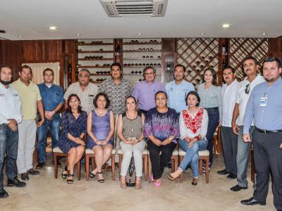 Primer taller de Agenda 2030 para Servidores Públicos y Medios de Comunicación en La Paz