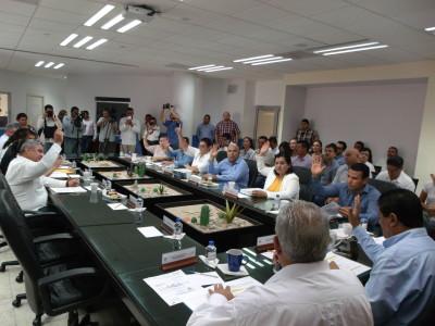 """Complicado transmitir Cabildo por internet; estamos muy """"amolados"""": Alcalde de La Paz"""