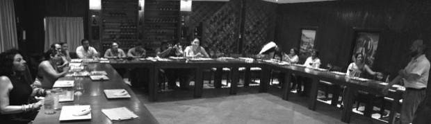 FUNDAR imparte taller de Transparencia a Medios de Comunicación.