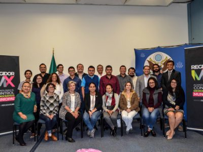 Primer Informe Nacional Regidor MX