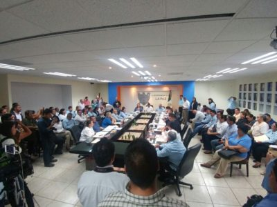Se transmite la décima sexta sesión pública ordinaria de cabildo del H. XV Ayuntamiento de La Paz, BCS.