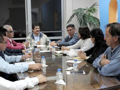 Se presentará a cabildo el Proyecto Ejecutivo de Movilidad para la ciudad de La Paz: Julio Mendoza