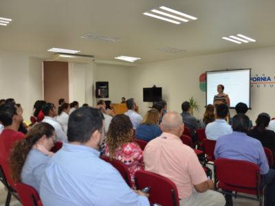 Fundar imparte taller sobre Derecho de Acceso a la Información, a enlaces de transparencia de Gobierno del Estado de BCS