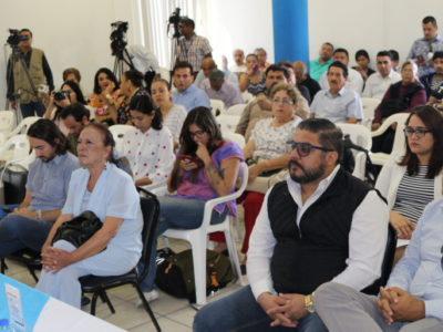 Ayuntamiento de La Paz realiza foro de consulta del transporte público.