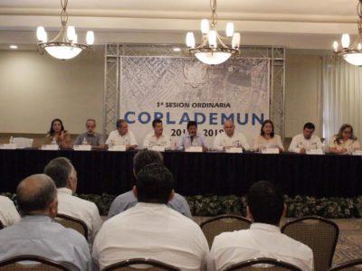 Se llevó a cabo la Primera Sesión del COPLADEMUN