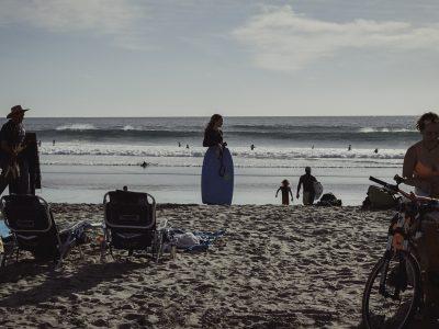 Trabaja ZOFEMAT en el mantenimiento de las playas en este periodo vacacional
