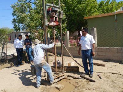 Logra SAPA La Paz nuevas fuentes de abastecimiento para este municipio
