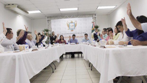 Cabildo de La Paz aprueba cambio de sede del Segundo Informe