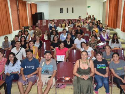 Creando redes de conocimiento con  Enseña por México
