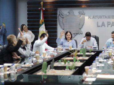 Regidores de La Paz piden licencia temporal sin gonce de sueldo