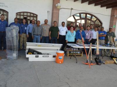 SAPA La Paz ha invertido más de 10 millones de pesos en vehículos y herramientas