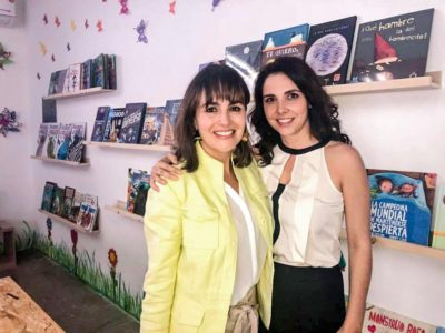 "Abre sus puertas la quinta Ludoteca Infantil ""Abra Palabra"""