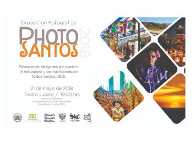 """Exposición fotográfica """"Photo Santos 2018"""""""