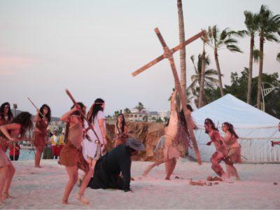 Inician fiestas de Fundación de La Paz 2018