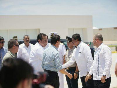 La Paz tendrá mayor conectividad con otros estados: Armando Martínez Vega