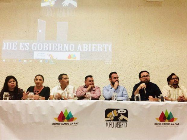 Gobierno Abierto Cocreacion desde lo local, Ciudadanía y Gobierno.