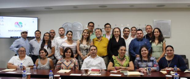 Jornada de sensibilización en el tema de Gobierno Abierto convocada por el ITAI BCS.