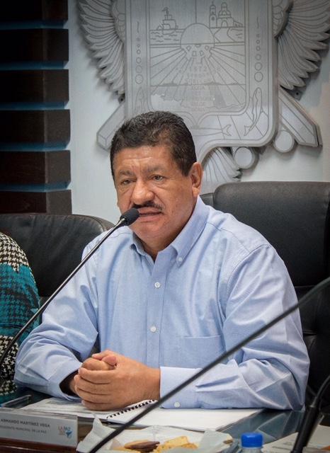 La Sierra de la Laguna seguirá siendo fuente de agua y de vida, ¡No a la minería! : Armando Martínez Vega