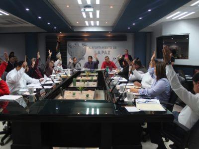 Aprobado, el Presupuesto de Ingresos y Egresos 2019 en la Séptima Sesión Extraordinaria de Cabildo