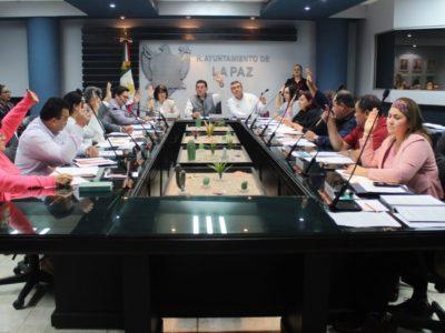 El H. Cabildo presentó el avance de la gestión financiera del mes de noviembre en la Quinta Sesión Ordinaria.
