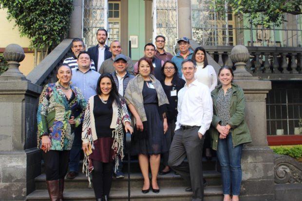 """LINC imparte taller a OSCs """"Pensamiento Sistémico para Diálogos entre Actores de Diversos Sectores"""""""