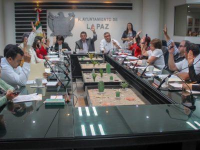 Celebra Cabildo la séptima sesión ordinaria
