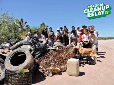 Día mundial de limpieza