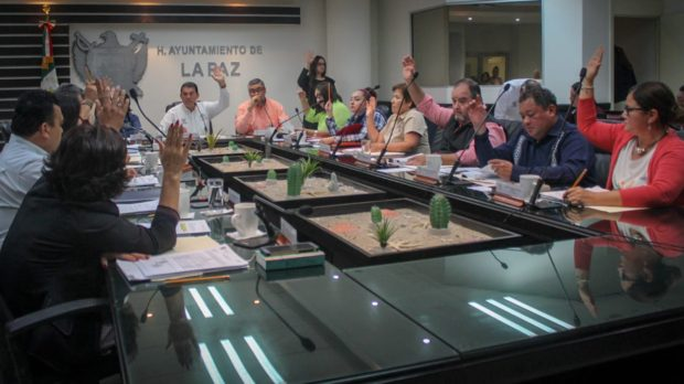 Novena Sesión Ordinaria de Cabildo