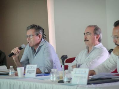 Presenta propuestas el OOMSAPAS La Paz para el Programa Nacional Hídrico