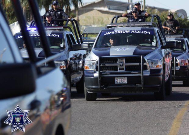 En tres meses se redujo la percepción de inseguridad en el municipio de La Paz.