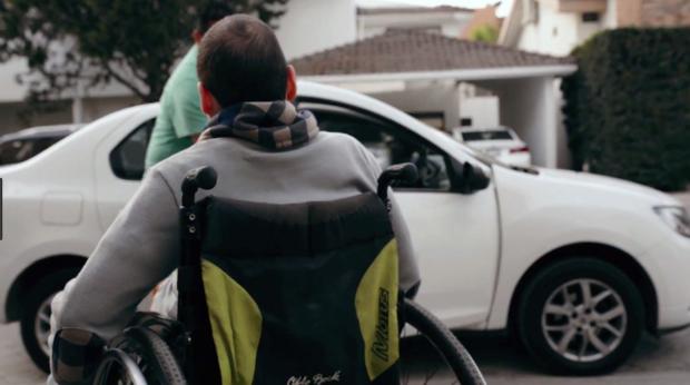 Uber presenta producto para personas con discapacidad en BCS