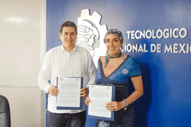 Firman Convenio de Colaboración Instituto Tecnológico de La Paz y Cómo Vamos La Paz, AC.