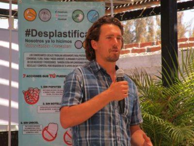 Avanza Todos Santos en materia de desplastificación